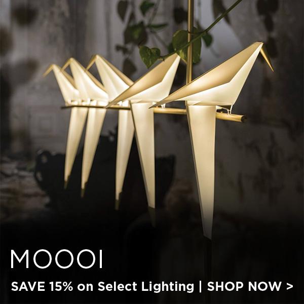 Moooi Sale, Save 15% on Select Lighting