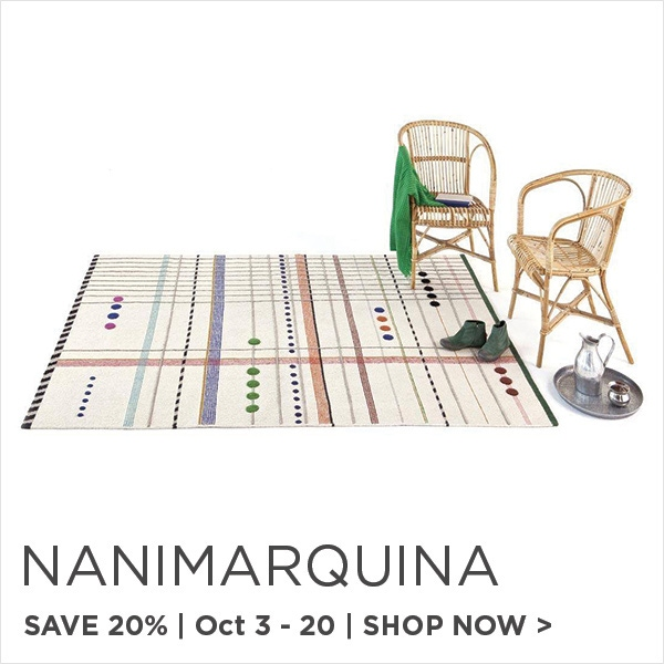 Nanimarquina Sale, Save 20%